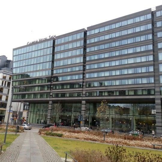 clarion östra järnvägsgatan 35 stockholm