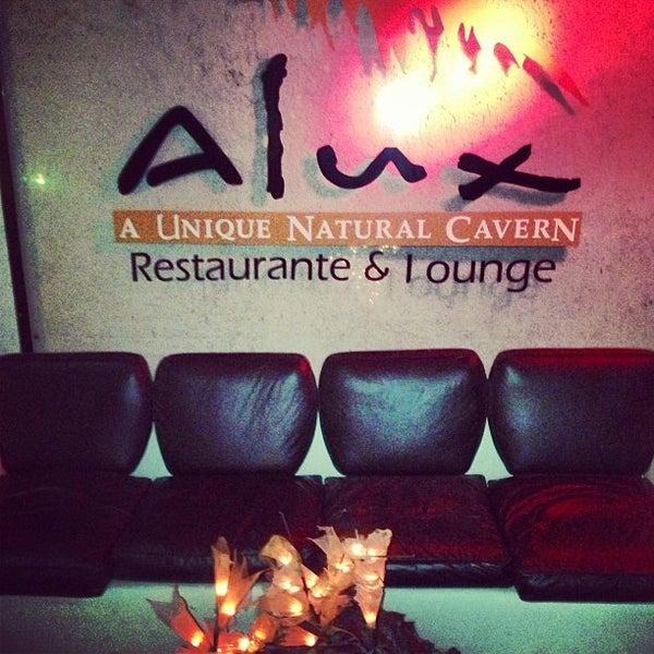 7/7/2013에 Aleksey G.님이 Alux Restaurant에서 찍은 사진