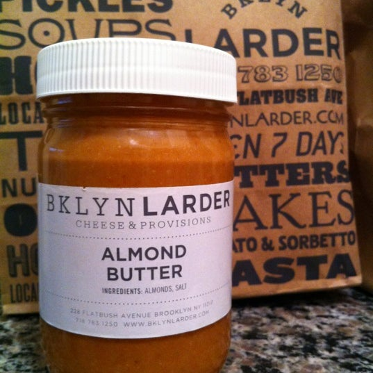 Foto tirada no(a) BKLYN Larder por InFOODxication em 10/10/2012