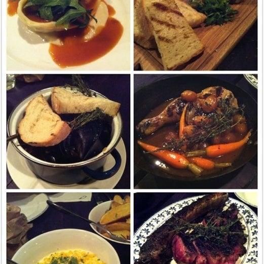 Снимок сделан в Blue - Butcher & Meat Specialist пользователем Derek L. 10/23/2012