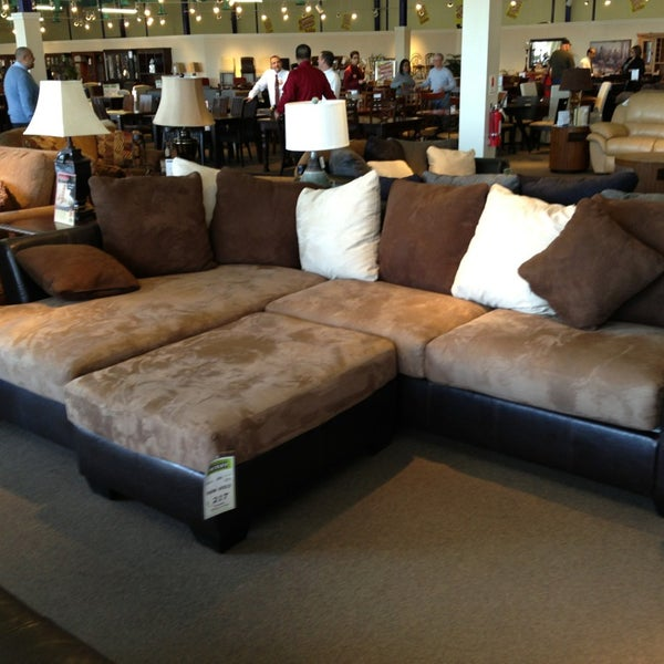 Photo Taken At Sam Levitz Furniture Outlet By April H On 2 13