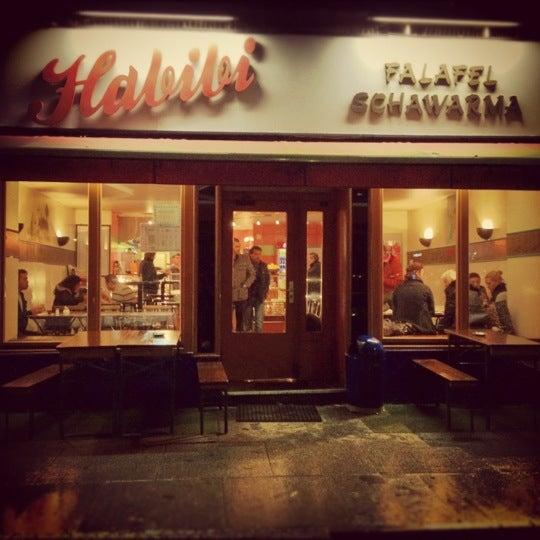 Habibi - Falafel Restaurant in Schöneberg