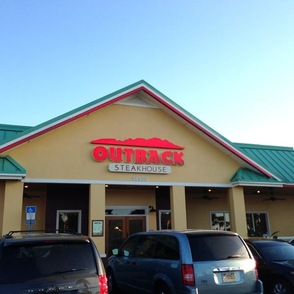 outback steakhouse steakhouse foursquare