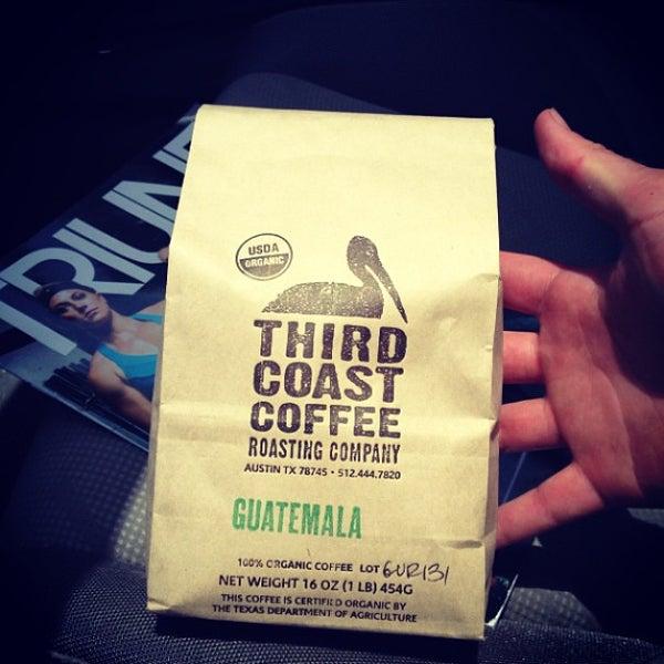 6/25/2013에 Rabah R.님이 Third Coast Coffee Roasting Co.에서 찍은 사진