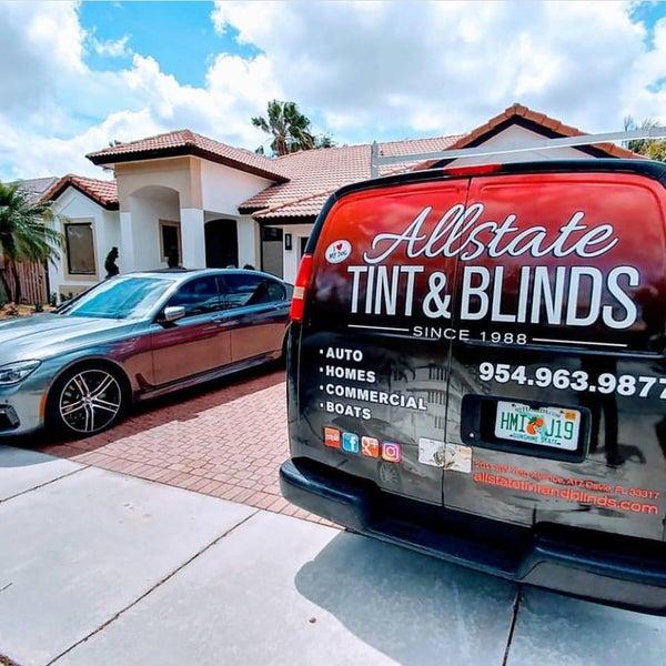 Allstate Window Tint Blinds Davie Fl
