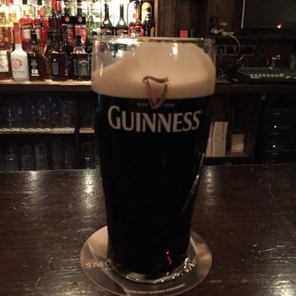 Das Foto wurde bei Fritzpatrick's Irish Pub von Alexander K. am 10/17/2014 aufgenommen