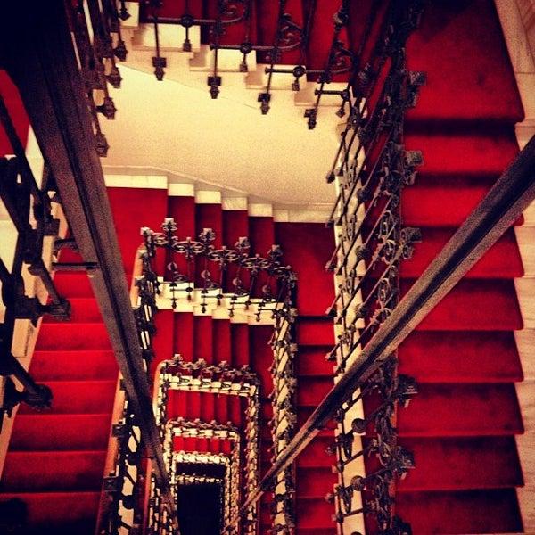 Foto scattata a Hotel de las Letras da Elysasg il 11/28/2012