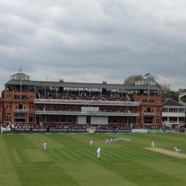 Foto tomada en Lord's Cricket Ground (MCC)  por Justin M. el 5/19/2013