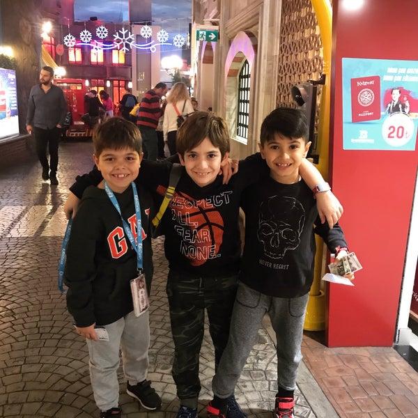 Das Foto wurde bei KidZania İstanbul von Deniz S. am 12/21/2019 aufgenommen