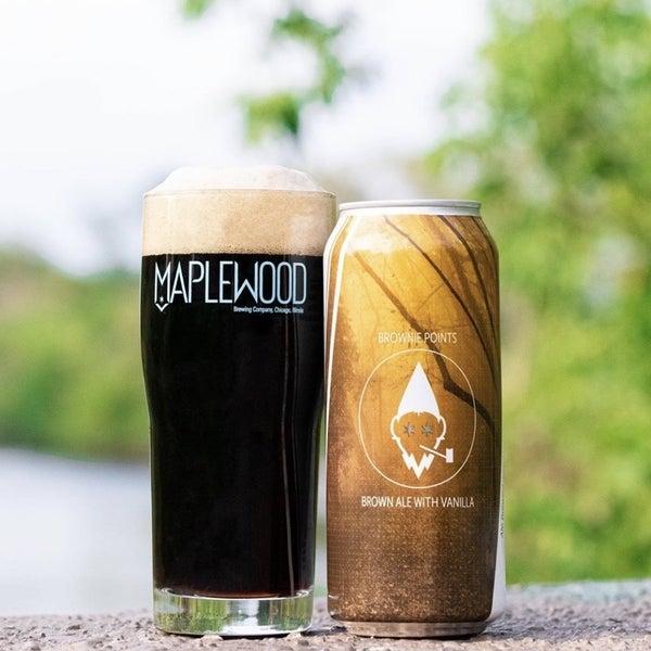 Foto tirada no(a) Maplewood Brewery & Distillery por Paul em 9/17/2020