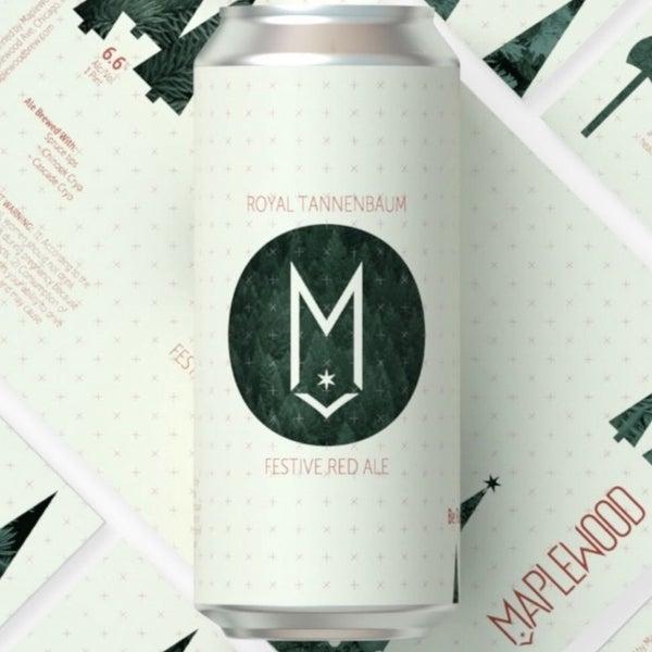 Foto tirada no(a) Maplewood Brewery & Distillery por Paul em 10/30/2020
