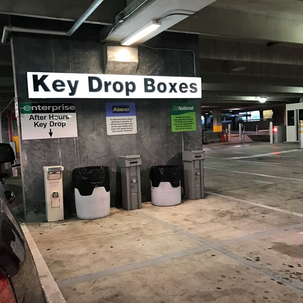Rental Car Location In Jacksonville