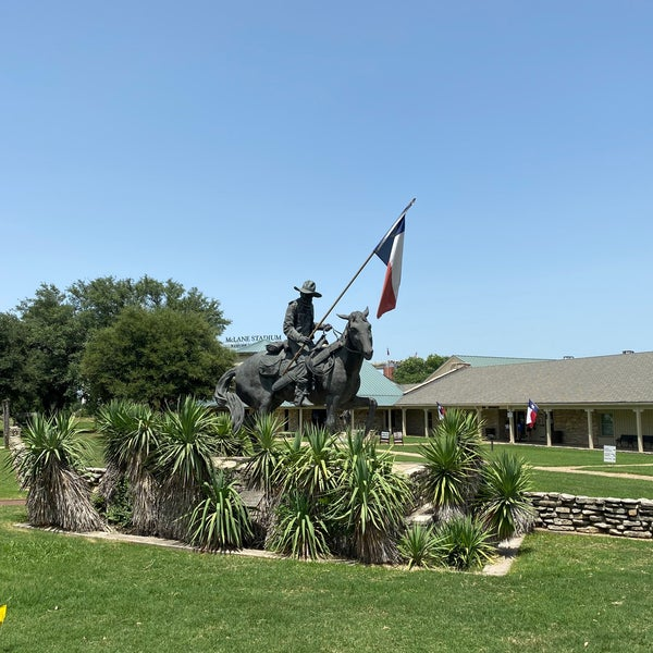 Foto scattata a Texas Ranger Hall of Fame and Museum da Dorsie R. il 7/3/2020