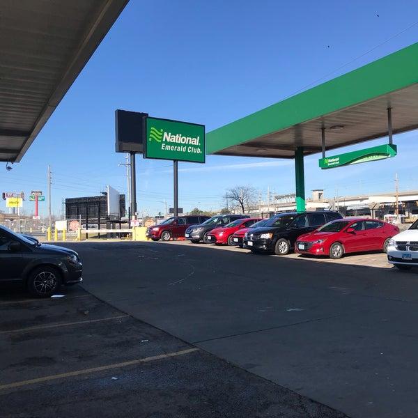 Photos At National Car Rental Rental Car Location In Saint Louis