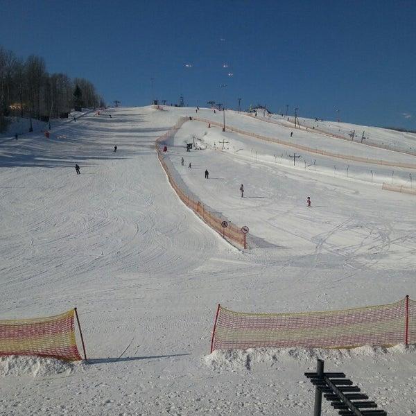 3/12/2013 tarihinde Сергей Г.ziyaretçi tarafından Охта Парк'de çekilen fotoğraf