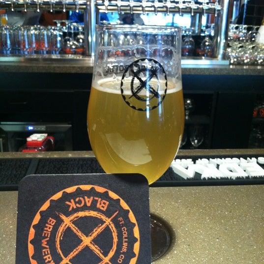 Das Foto wurde bei Black Bottle Brewery von Matthew S. am 12/12/2012 aufgenommen