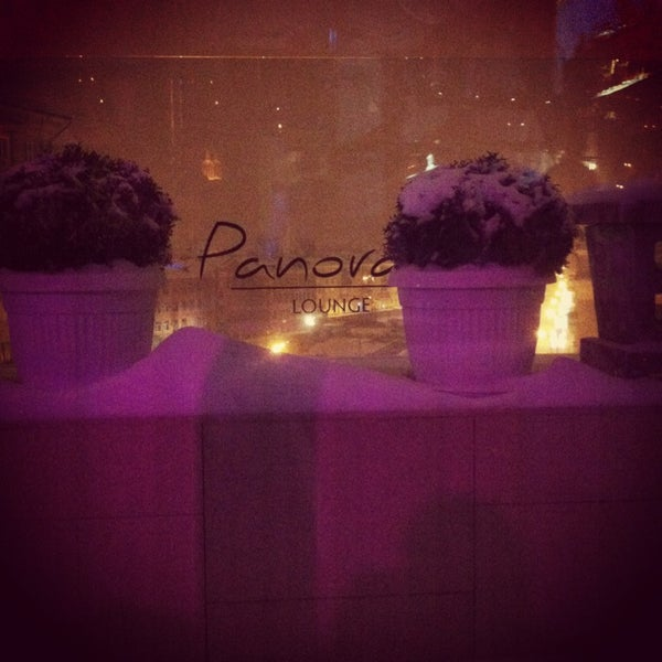 Das Foto wurde bei Panorama Lounge von Evgeniy S. am 12/22/2012 aufgenommen