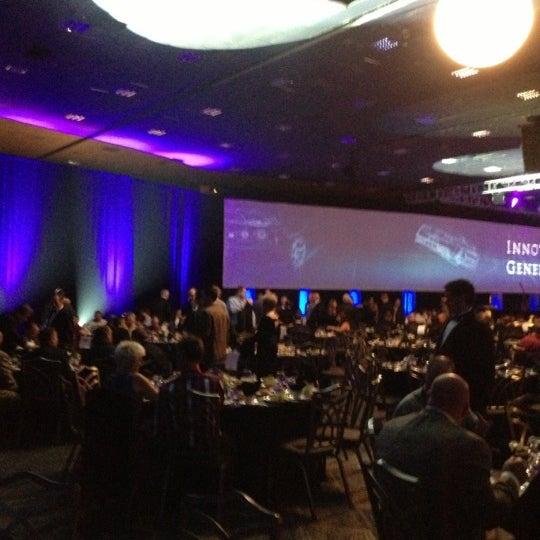 Снимок сделан в LVH - Las Vegas Hotel & Casino пользователем David Z. 11/2/2012