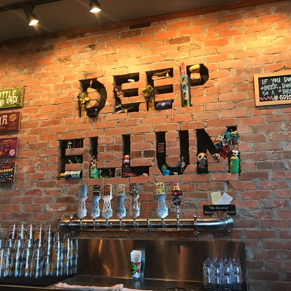 7/21/2017にMegan S.がDeep Ellum Brewing Companyで撮った写真