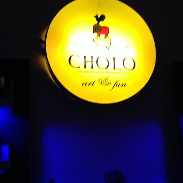 12/7/2013 tarihinde Alonso F.ziyaretçi tarafından Cholo Art and Fun'de çekilen fotoğraf