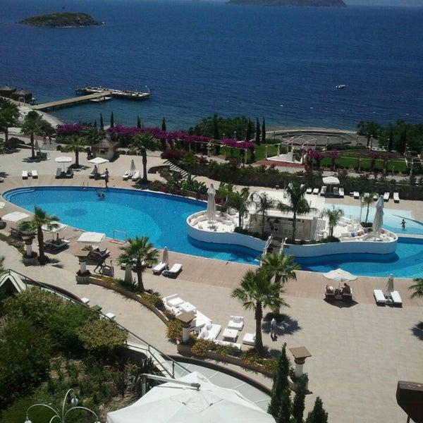 Das Foto wurde bei Sianji Wellbeing Resort von Gökhan Ö. am 6/9/2013 aufgenommen