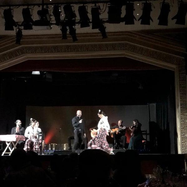 Снимок сделан в Palacio del Flamenco пользователем Sam A. 10/23/2018