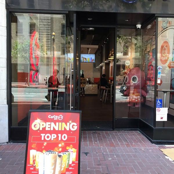 Photos at CoCo Fresh Tea & Juice - Downtown San Francisco