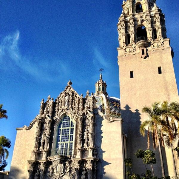 Foto scattata a San Diego Museum of Man da Marc K. il 1/20/2013