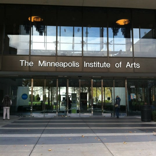 11/8/2012にMarta S.がMinneapolis Institute of Artで撮った写真