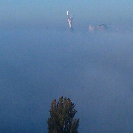 10/22/2012 tarihinde Maryna K.ziyaretçi tarafından Готель «Славутич»  / Slavutych Hotel'de çekilen fotoğraf