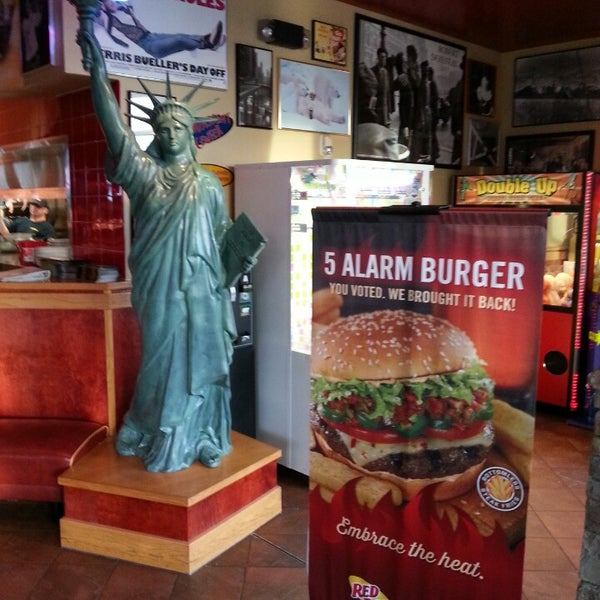 Photos At Red Robin Gourmet Burgers And Brews Restaurant In Sherwood