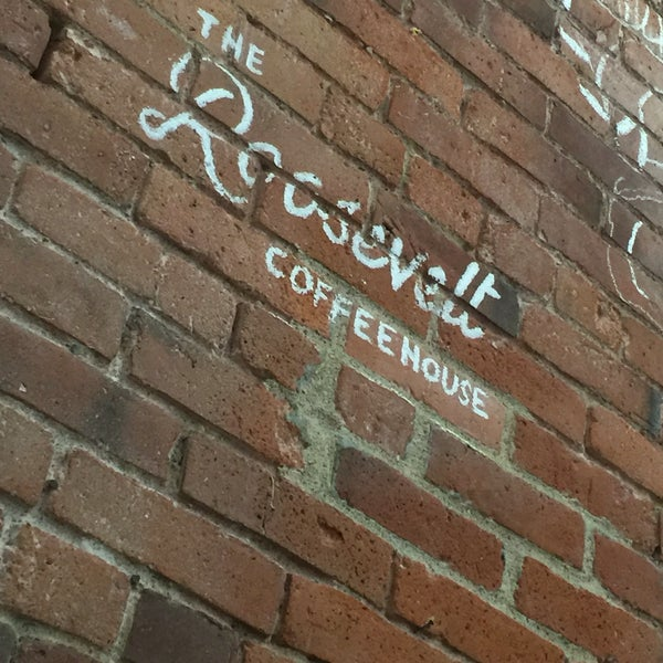 Photo taken at The Roosevelt Coffeehouse by Ben O. on 6/23/2017