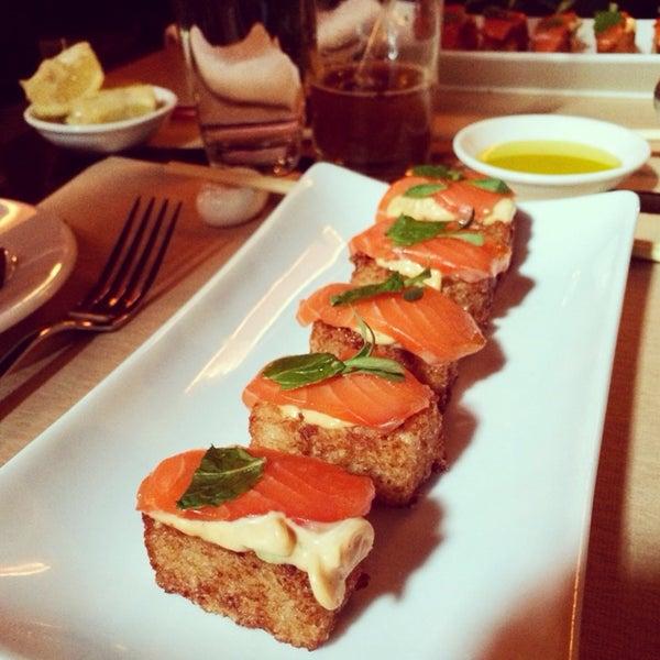 Foto tomada en Mercer Kitchen por Jonathan F. el 10/25/2013