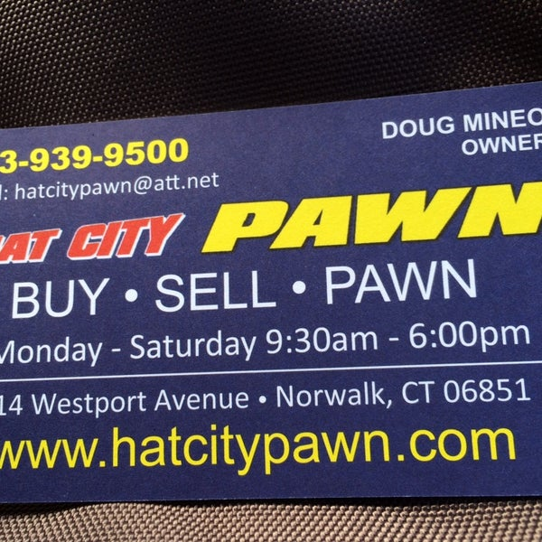 Norwalk Pawn Shop >> Photos At Hat City Pawn Shop Ii Norwalk Ct