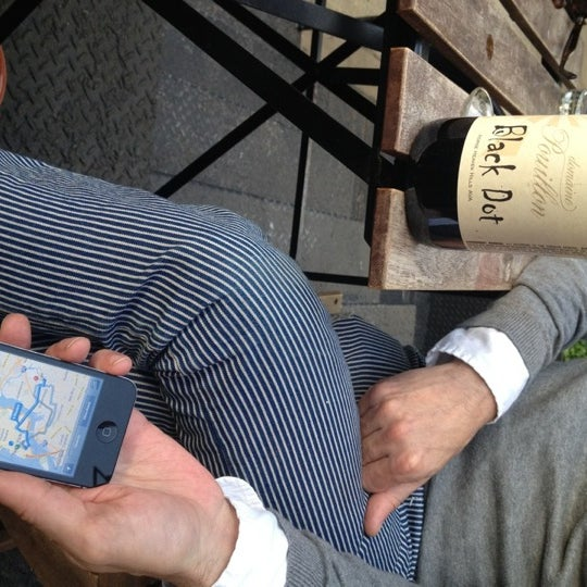 10/20/2012にVan R.がMaslow 6 Wine Bar and Shopで撮った写真