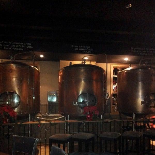 Das Foto wurde bei The Lab Brewing Co. von Michael G. am 12/18/2012 aufgenommen