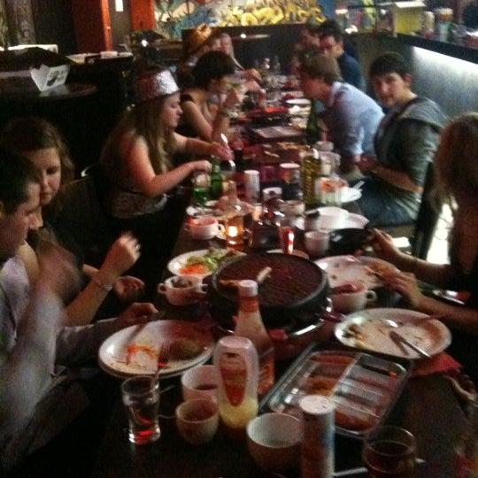 Foto tomada en JOC Ieper por Celine L. el 12/31/2012