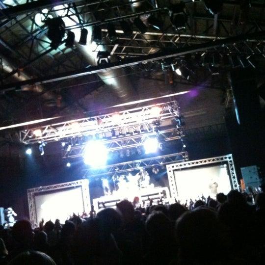 12/8/2012にaLeX e.がAlcatrazで撮った写真