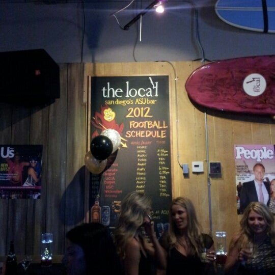 Photo prise au The Local Eatery and Drinking Hole par Brad K. le9/16/2012