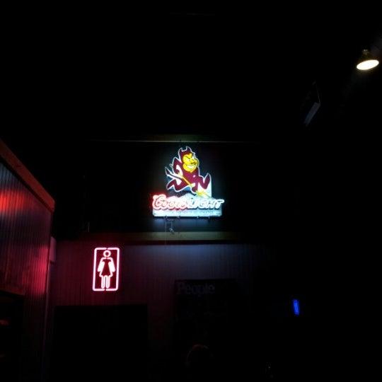 ASU bar in SD!  Go Arizona State Sun Devils!
