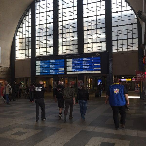 Post Karlsruhe Bahnhof