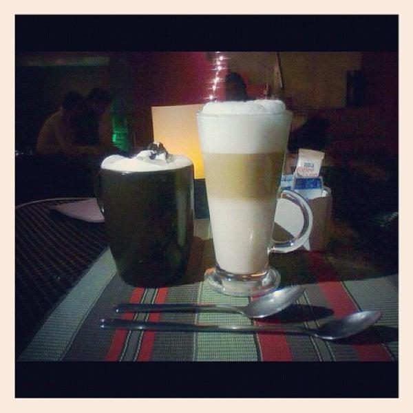 Das Foto wurde bei Kofetárica Café von Juanin T. am 10/28/2012 aufgenommen