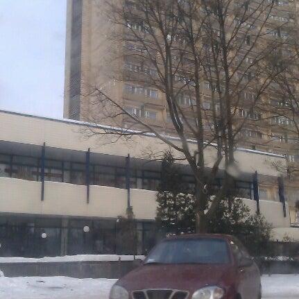 12/16/2012 tarihinde Igor' B.ziyaretçi tarafından Готель «Славутич»  / Slavutych Hotel'de çekilen fotoğraf