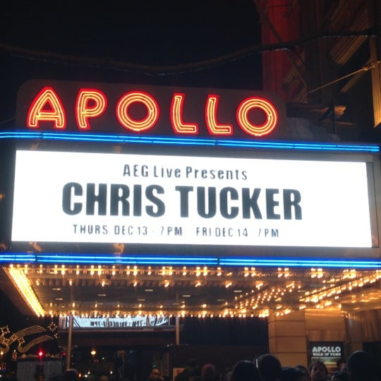 12/14/2012 tarihinde A Rebel M.ziyaretçi tarafından Apollo Theater'de çekilen fotoğraf