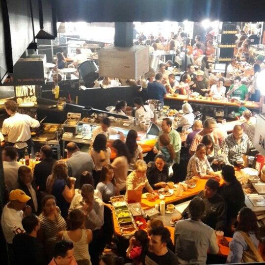 7/27/2014에 Karla R.님이 Mercado Roma에서 찍은 사진