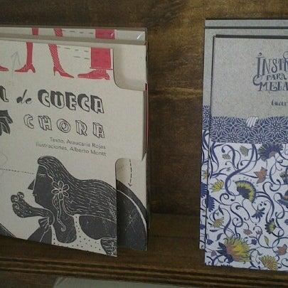 1/19/2013에 MásKe L.님이 MásKe Libros에서 찍은 사진