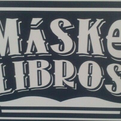 1/15/2013에 MásKe L.님이 MásKe Libros에서 찍은 사진