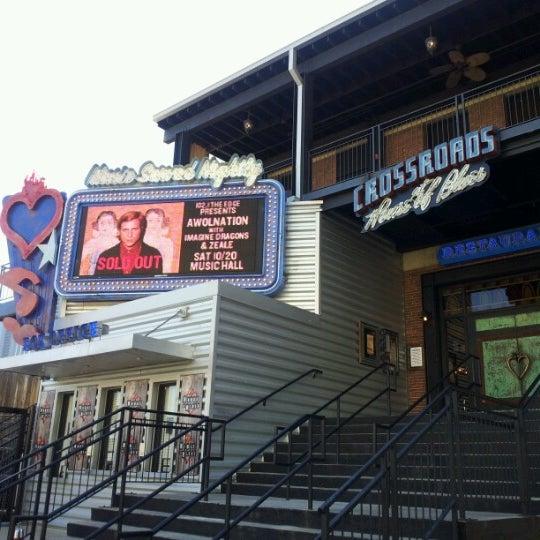 10/20/2012에 Michelle님이 House of Blues에서 찍은 사진