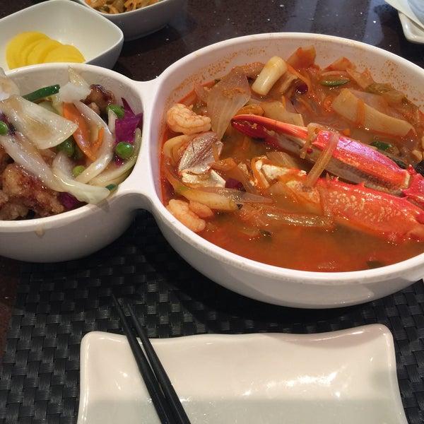 Das Foto wurde bei Dong Chun Hong von MariOh' am 10/14/2016 aufgenommen