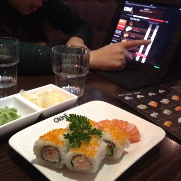 Fotos bei Okinii sushi & grill - Japanisches Restaurant in Wiesbaden